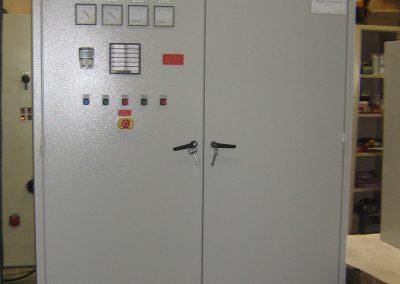 Armoires électriques 2 portes